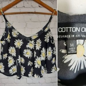 Cotton On crop top size M